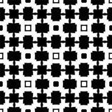 Czarny i biały abstrakcjonistyczny tło obrazy stock