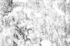 Czarny i biały betonowej ściany zakończenie dobry dla wzorów i bac Obraz Royalty Free