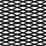 Czarny i biały bezszwowy geometryczny wzór Powtarzalna tekstura/ royalty ilustracja