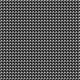 Czarny i biały 3D-like okręgu jajka wzór Obraz Royalty Free