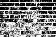 Czarny i biały grunge miastowa tekstura z kopii przestrzenią Abstrakcjonistyczny szorstki i brudzimy ściennych tło wi royalty ilustracja