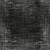 Czarny i biały grunge paskujący, pobrudzony bezszwowy wzór ilustracja wektor
