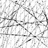 Czarny i biały grunge wykłada tło ilustracja wektor