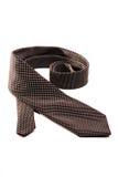 Czarny I Biały krawat fotografia royalty free