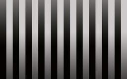 Czarny i biały lampasa tło Obrazy Royalty Free