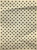 Czarny i biały opakunkowy papier z krzyżami ilustracji