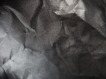 Czarny i biały papierowy tło Zdjęcia Stock