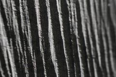 Czarny i biały pionowo linii tło Obraz Stock
