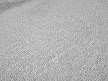 Czarny i biały brzmienie morza i piaska tekstura Fotografia Stock
