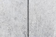 Czarny i biały drewniana tekstura Fotografia Royalty Free