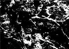 Czarny i bia?y grunge miastowa tekstura z kopii przestrzeni? Abstrakcjonistyczny szorstki i brudzimy ?ciennych t?o wi ilustracji