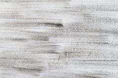 Czarny i biały lekka drewniana tekstura, Grunge tekstura tapeta abstrakcyjna Zdjęcia Royalty Free