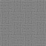 Czarny I Biały tekstura Obrazy Royalty Free