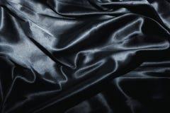 czarny jedwabnicza tekstura fotografia royalty free