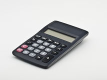 czarny kalkulator Obraz Royalty Free