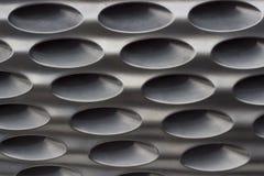 Czarny kaloryferowy grille Siatka samochód w górę, tekstura, tło fotografia royalty free