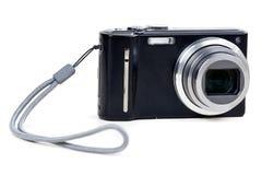 czarny kamery obiektywu ja target849_0_ Zdjęcia Stock