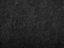 Czarny kamień, łupkowy tekstury tło obrazy stock