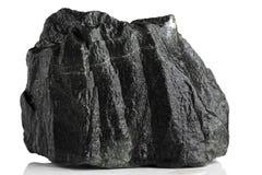 Czarny kamień. obraz stock