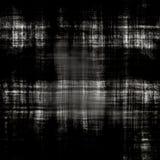 czarny kanwy brudna bezszwowa tekstura Zdjęcie Stock