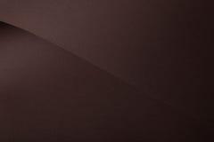 czarny karton Fotografia Stock