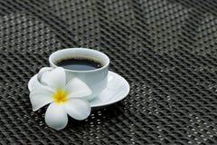 czarny kawa Obraz Stock