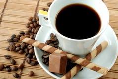 czarny kawa obrazy royalty free