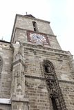 Czarny kościół Brasov Rumunia 5 Zdjęcie Stock