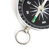 Czarny Kompas Zdjęcie Royalty Free