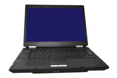 czarny komputer Fotografia Royalty Free