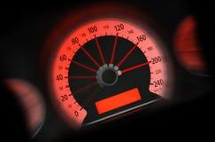 czarny koncepcji white prędkości Zdjęcie Stock