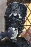 czarny kostium Obrazy Royalty Free