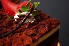 czarny las ciasta Zdjęcia Royalty Free
