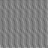 czarny linia wzór macha biel ilustracja wektor