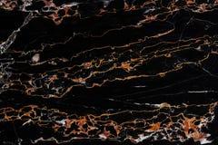 czarny marmurowa tekstura fotografia stock