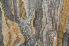 Czarny marmurowy abstrakcjonistyczny tło wzór z wysoka rozdzielczość Rocznika lub grunge tło naturalna kamienna stara ścienna tek zdjęcia stock