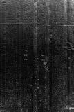 Czarny metalu drzwi Obraz Royalty Free