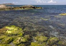 czarny morze Obrazy Stock