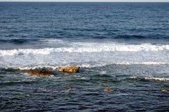 Czarny morze Zdjęcia Stock