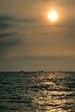 Czarny morze Obrazy Royalty Free