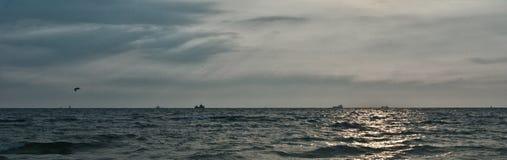 Czarny morze Obraz Royalty Free