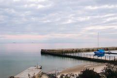 Czarny morze 2 Obrazy Royalty Free