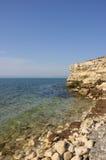Czarny morze, Chersonese Zdjęcia Stock