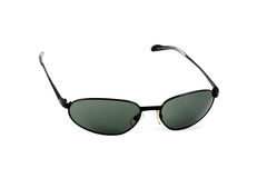 czarny okulary przeciwsłoneczne Zdjęcie Stock