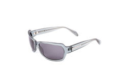 czarny okulary przeciwsłoneczne Zdjęcia Stock