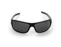 czarny okulary przeciwsłoneczne Obraz Royalty Free