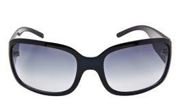 czarny okulary przeciwsłoneczne Obraz Stock