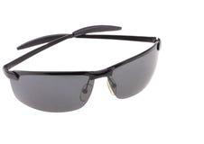 czarny okulary przeciwsłoneczne Fotografia Stock