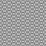 Czarny Openwork wzór ilustracji