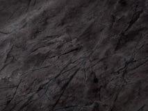 Czarny Organicznie marmur Marmurowa Podłogowa tekstura Marmurowy ścienny tło Obrazy Royalty Free